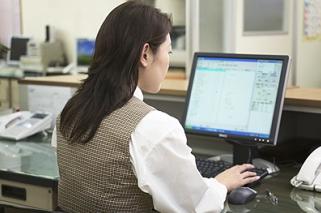 栄養・顧客サービスをコンピューター管理