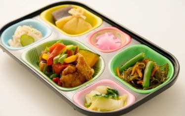 和(なごみ)弁当 ※日替わり一例①
