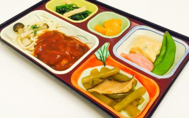 透析食弁当 ※日替わり例①